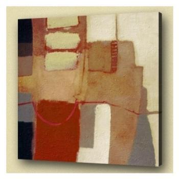 Tableau abstrait Livingroom