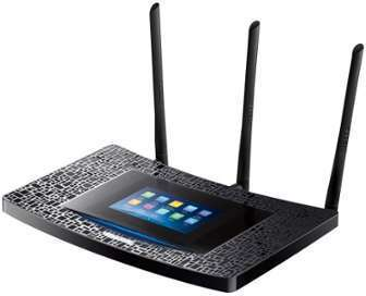 AC1900 Touch Screen Router