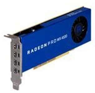 RADEON PRO WX 4100 4GB PCIE