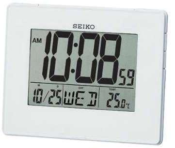 Réveil Seiko digital