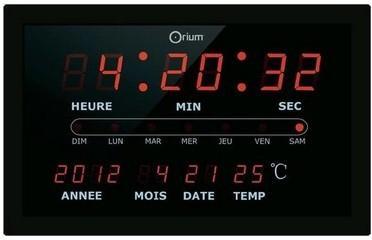 Horloge digitale Calendrier