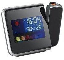 Réveil à projection avec thermomètre