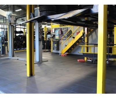 DALLE PVC Budget 7 Industrie
