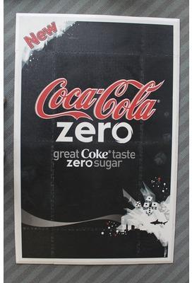 Tapis Coca Cola en dalles