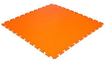 DALLE PVC Déco Mandarine -