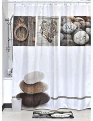 Rideau de douche (H 200 cm)