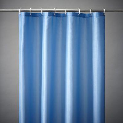 Rideau de douche uni 8 coloris