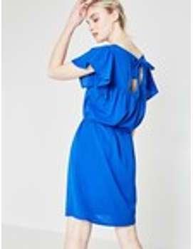 Robe manches courtes Femme