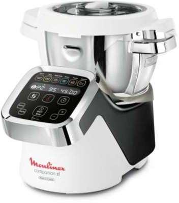 Robot cuiseur Moulinex COMPANION