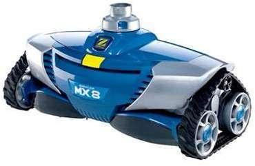 Recherche robot piscine du guide et comparateur d 39 achat for Robot aspirateur piscine autonome