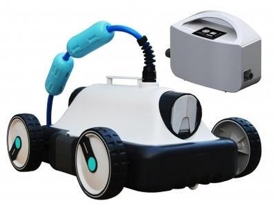 Robot piscine électrique Warrior