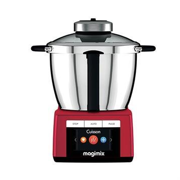 Robot Cook Expert Chrome Rouge