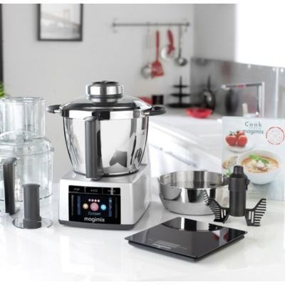 robot culinaire chauffant magimix cook expert chrome mat. Black Bedroom Furniture Sets. Home Design Ideas