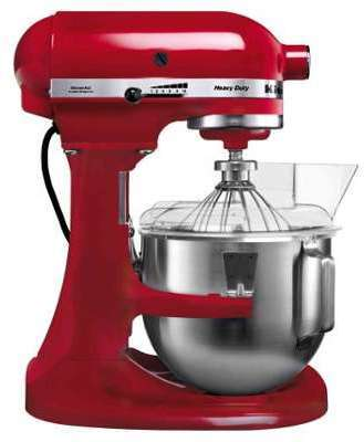 KitchenAid pro K 5 super rouge