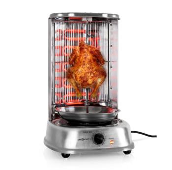 OneConcept Kebab Master Grill