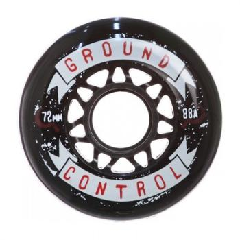 Ground control roue 72mm 88a