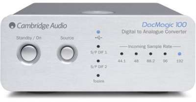 DAC audio Cambridge Audio