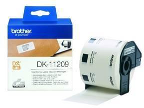 BROTHER DK-11209 - Etiquettes