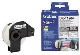 BROTHER DK-11204 - Etiquettes