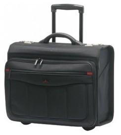 Valise Pilot case nylon Trolley
