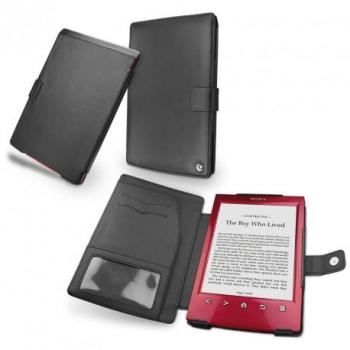 Housse cuir Sony Reader PRS-T2