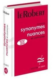 Dictionnaire Le Robert des