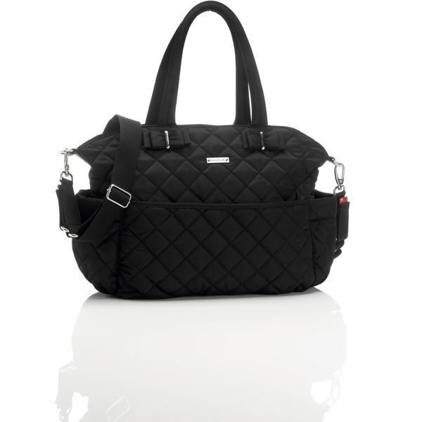 storksak sac langer design bobby black noir collection. Black Bedroom Furniture Sets. Home Design Ideas
