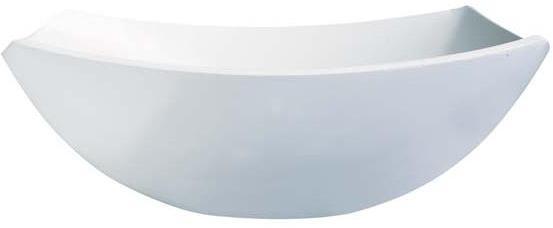 Saladier multi usage blanc