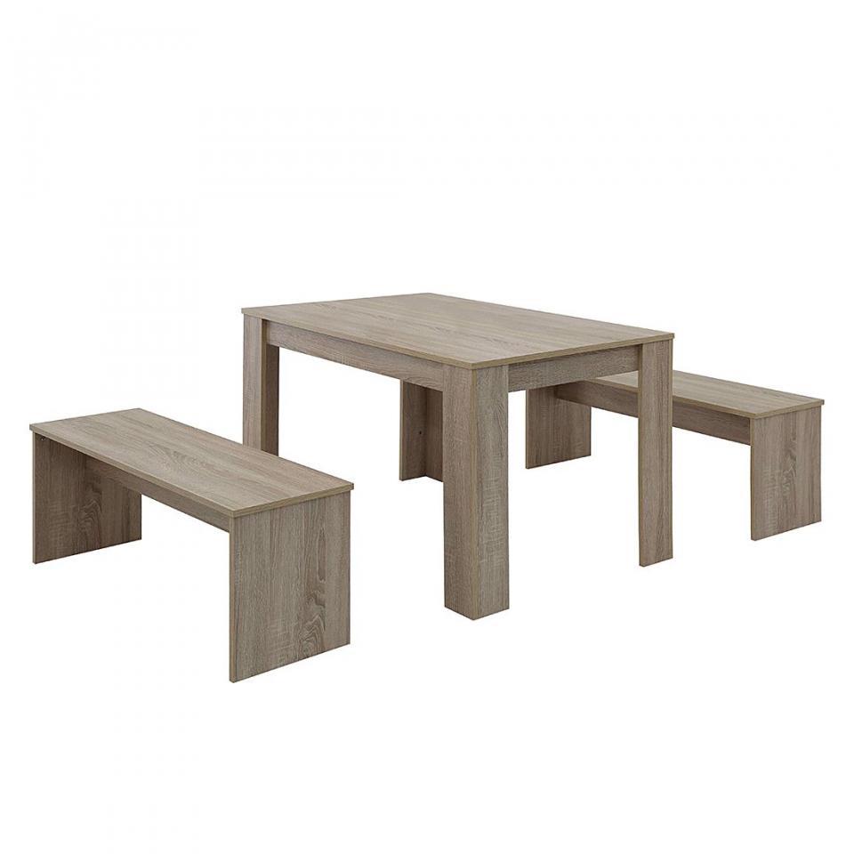 Recherche banc du guide et comparateur d 39 achat for Table salle a manger 80 cm largeur