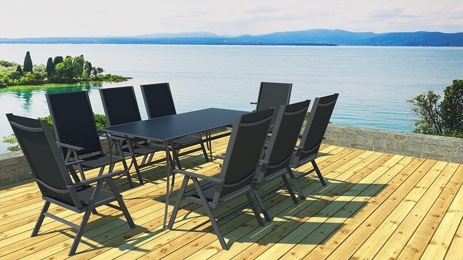 catgorie salon de jardin page 20 du guide et comparateur d 39 achat. Black Bedroom Furniture Sets. Home Design Ideas