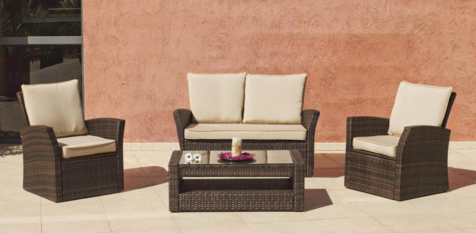 catgorie salon de jardin page 17 du guide et comparateur d 39 achat. Black Bedroom Furniture Sets. Home Design Ideas