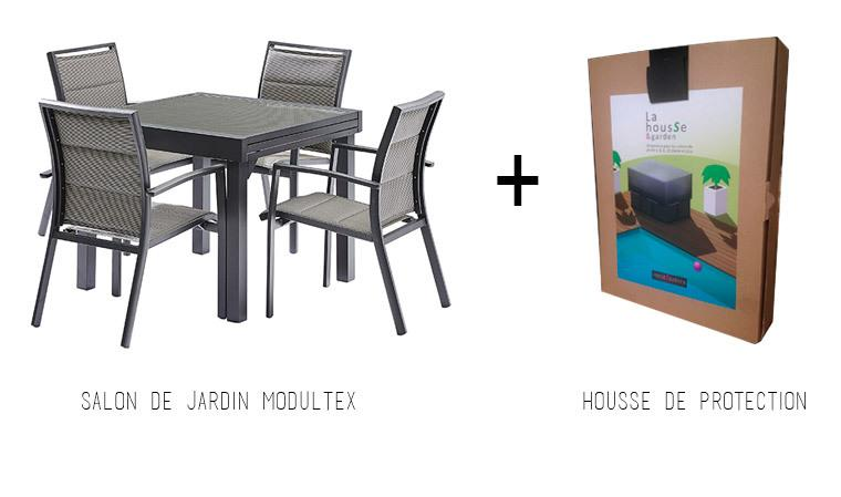 Catgorie salon de jardin page 19 du guide et comparateur d 39 achat - Housse salon de jardin table ovale ...