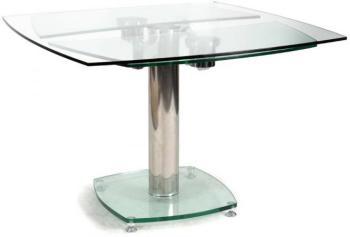 Table Carrée avec allonges