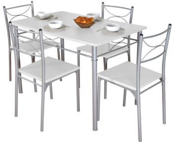 Ensemble séjour Table et 4