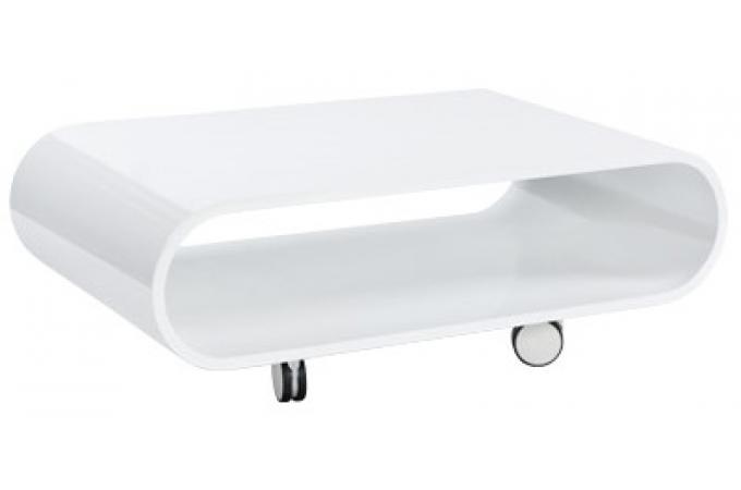 Petite Table Basse Design Pas Cher Table De Salon Blanche Et Grise