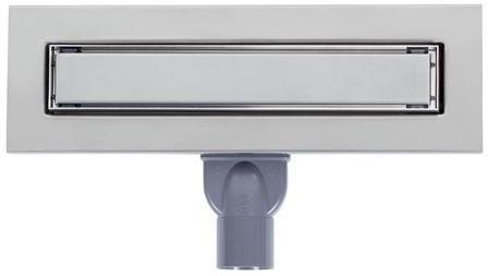 Wirquin cbonde de douche extra plate slim 90mm for Caniveau de douche wirquin