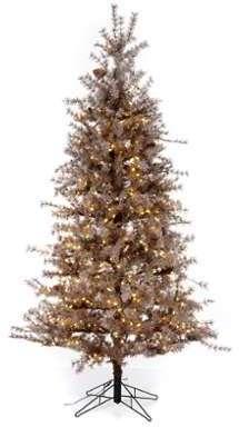 Sapin Noël marron ancien 200