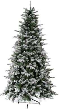 Sapin de Noël 270 cm enneigé
