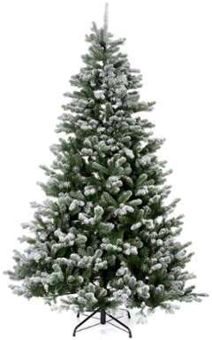 Sapin de Noël 225 cm neige