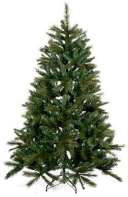 Sapin de Noël 210 cm couleur