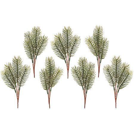 Branches de sapin 20 cm 7