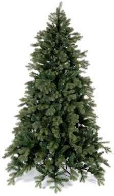 Sapin Noël 225 cm vert poly