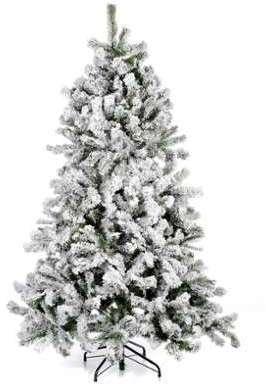 Sapin de Noël 230 cm enneigé