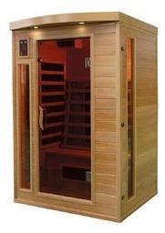 Sauna Infrarouge Hemlock 2