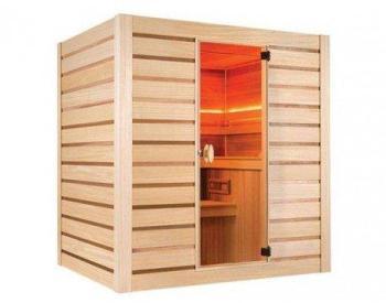 Sauna à vapeur Eccolo 6 places