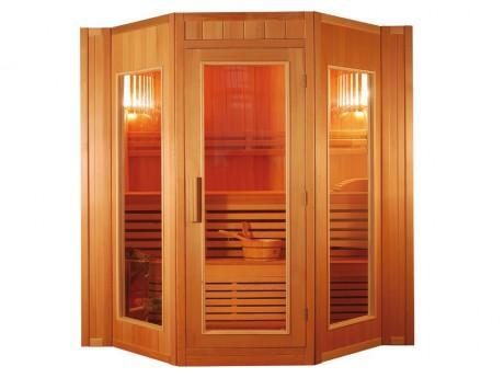 Sauna Traditionnel Finlandais