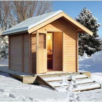 Sauna d extérieur Chalet 2