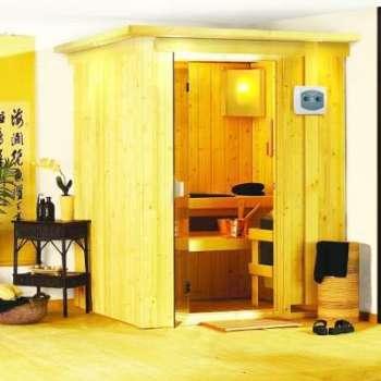 Promotion sauna prêt à brancher