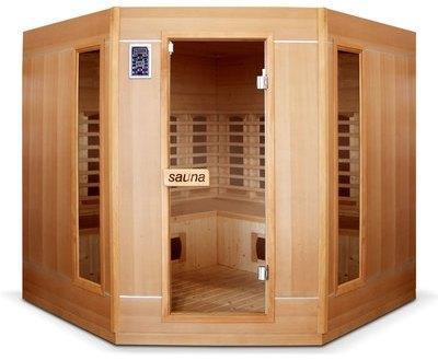 Sauna infrarouge 4 à 5 places