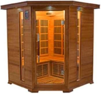 Sauna France Sauna Luxe 3